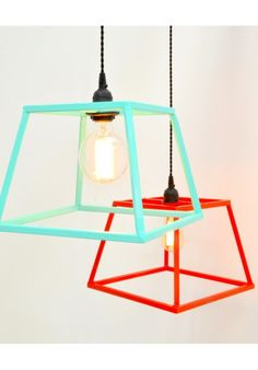 Looooove these lamps!