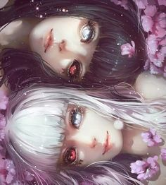 Tokyo ghoul / Shiro & Kuro OML beautiful fan art i cant Manga Anime, Art Manga, Anime Art, Otaku Anime, Chibi, Kawaii, Anime Quotes Tumblr, Anime Pokemon, Fan Art