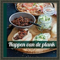 Kookboek: Happen van de plank