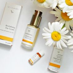 Dr. Hauschka Revitalizing Day Cream + Clarifying Day Oil