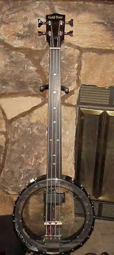 Banjo Bass Guitar!