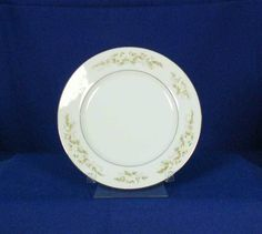 Fine China of Japan Pattern Springtime 326 Bread & Butter Plate bfe2087 #InternationalSliver #FineChinaofJapan