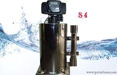 Máy lọc nước uống S4 có công xuất lớn từ 10000 - 15000 lít/ngày, và máy được chuyên dùng cho các tòa nhà lớn, và các xưởng sản xuất.