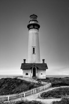 Pigeon Point Lighthouse California