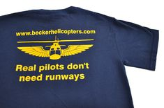 Becker Helicopters T-Shirt