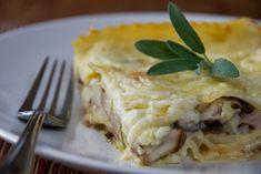 Fat of the Land: Porcini Lasagna per Marcella