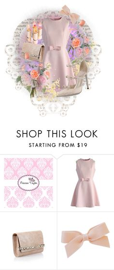 """""""Power circle"""" by jaymagic ❤ liked on Polyvore featuring Chicwish, Jimmy Choo, René Caovilla and luxexo"""