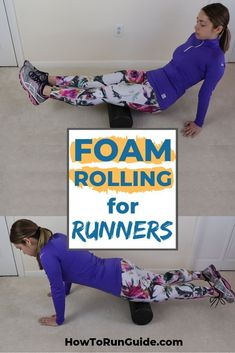 Foam rolling for runners helps your muscles recover faster, improves flexibility and range of joint motion, and more! All runners should be doing these 6 basic foam roller moves regularly. Learn which 6 (easy) foam rolling moves help the most and get started today.