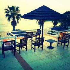 Taranto's Sea and Sun Colors