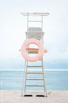 Stock photo of Lifeguard seat on the beach by DinaLun 2019 - summer dress summer shirts summer aesthetic aesthetic aesthetic collage aesthetic drawings aesthetic fashion aesthetic outfits flower aesthetic - blue aesthetic - Summer Blue Dresses 2019 Beach Aesthetic, Summer Aesthetic, Blue Aesthetic, Aesthetic Collage, Aesthetic Space, Travel Aesthetic, Bedroom Wall Collage, Photo Wall Collage, L Wallpaper