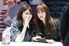 Sooyoung & Yoona