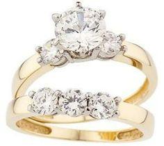 qvc engagement rings emerald diamonique 5 - Qvc Wedding Rings