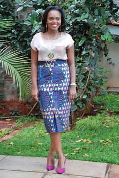 DAY 86: LIMITED EDITION VLISCO FABRIC TAILORED FOR ME | 100 Days Of African Fashion