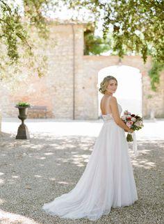 Portrait of the bride Wedding Week, Wedding Spot, Perfect Wedding Dress, Dream Wedding, Greece Wedding, Italy Wedding, Destination Wedding Locations, Destination Wedding Photographer, Bridal Gowns