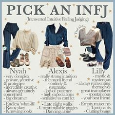 Myers Briggs Personality Types, Infj Personality, Aesthetic Fashion, Aesthetic Clothes, Personalidad Infj, Noora Style, 16 Personalities, Look Girl, Cool Outfits