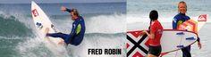 Fred Robin - Pro Rider  #surf