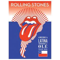 ¡Prepararse Santiago!  Get your #StonesEnChile merch now! http://j.mp/1P4U4yP