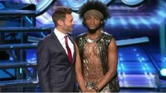 American Idol's' Quentin Alexander faces off with Harry Connick Jr. over 'whack' remark