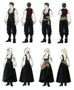 final fantasy xiv clothes - Google Search