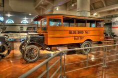 1927 Ford Bus