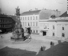 Old Pictures, Old Photos, Budapest Hungary, Historical Photos, Statue Of Liberty, Utca, Louvre, Mansions, History