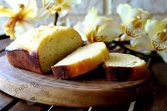 I have baked lemon cakes before but not one with Cognac or Brandy. So I was eager to give this recipe a shot when I saw Zoe posted it on...