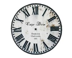 New Years free clock face printables (cd size and plate size) Clock Face Printable, Face Template, Old Clocks, Vintage Clocks, Face Photography, Diy Clock, Vintage Crafts, Roman Numerals, Pixel Art