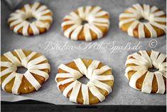 Bildergebnis für blätterteigschnitten mit glasur und marmelade