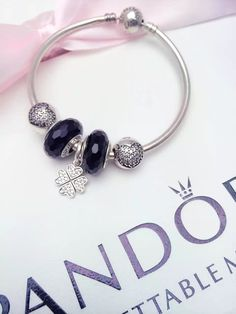 50% OFF!!! $159 Pandora Charm Bracelet. Hot Sale!!! SKU: CB01042 - PANDORA Bracelet Ideas