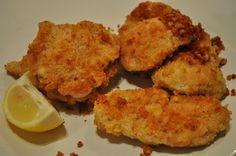 Chicken in breadcrumbs recipe!