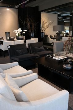 Waterfall For Home Decoration in 2020 Living Room Arrangements, Living Room Furniture Arrangement, Modern Master Bedroom, Living Styles, Dream Home Design, Living Room Inspiration, Beautiful Bedrooms, Home Living Room, Decoration