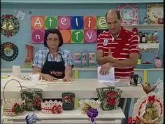 Ateliê na Tv - Tv Século - 20-11-12 - Carmem Freire, Regiane Boppré e Ma...