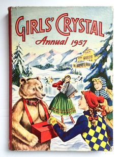 This book has 167 pages and was uploaded by hoover on September The file size is Publisher is Girls' Crystal Annual Old Children's Books, Vintage Children's Books, Vintage Comics, Vintage Ads, Flower Fairies Books, Retro Girls, Picture Story, Books For Teens, Children's Book Illustration