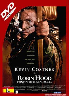 Robin Hood Príncipe de los Ladrones 1991 DVDrip Latino ~ Movie Coleccion