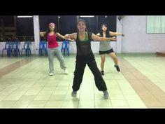 Reanimator feat. Vanilla Ice - Ice Ice Baby - Zumba® Fitness with Lula