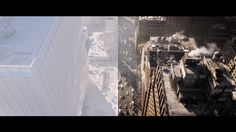 """Here is the #makingof by #UnitImage about their work on the """"Yesterday"""" cinematic for #TomClancys #TheDivision: http://www.artofvfx.com/tom-clancys-the-division-yesterday-making-of/"""
