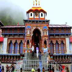 Badrinath Temple    #Badrinath Temple is dedicated to #LordVishnu and located in the town of Badrinath in Uttarakhand,India. The #Temple is one among 108 #DivayaDesams. Because of extreme weather condition in the Himalayan region, this temple is open for six months every year. It is one of the most visited pilgrimage centres of India, having recorded 1,060,000 visits.
