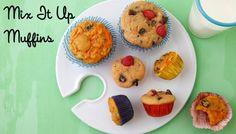 Mix It Up Muffins