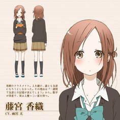 isshuukan friends - one week friends - Fujimiya- chan