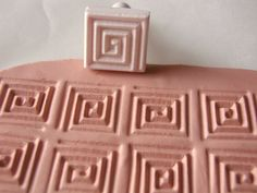 Clay Stamp for your creations
