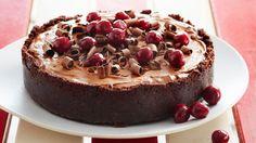 Barb Northwood  Black Forest Cheesecake