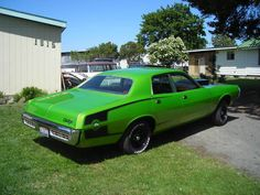 Source — eBayMotors — 1973 Dodge Coronet Super Bee Sedan