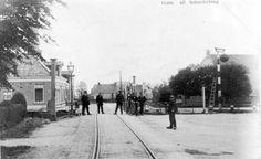 Spoor door Schasterburg
