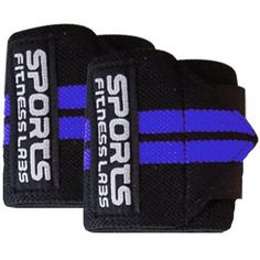 """12"""" Wrist Wrap for Support and Maximum Mobility (Blue)"""