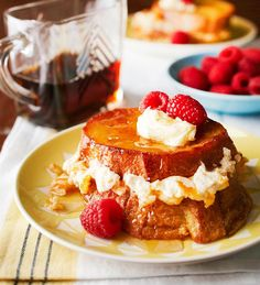 Baked Stuffed French Toast from the Better Homes and Gardens Must-Have Recipes App