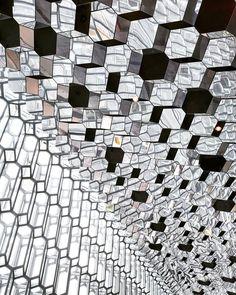 #Harpa #Concert Hall - #Reykjavik #Iceland - a surreal #experience & a #architectural #masterpiece -#artofvisuals #travelstoke #architecture #harpaicelandicmusiccenter #nordic #geometry #glass #reflection #mirrors #travel #explore #adventure #wanderlust #wonderlust #worlderlust #deconstructionist #europe #art #artist by stardustimages