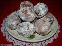 Gogosi pufoase – Flori's Kitchen