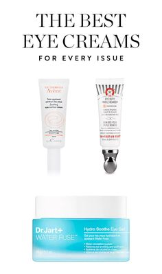 The Best Eye Creams for Crows Feet Puffiness and Every Other Issue via PureWow Sephora, Dry Eyes Causes, Eyes Problems, Crows Feet, Eye Gel, Puffy Eyes, Skin Cream, Cool Eyes, Trains