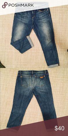 JOE'S Boyfriend Jeans Cigarette Fit Joe's Jeans Jeans Boyfriend