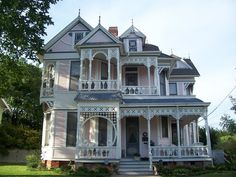 Google Search: Historic Homes